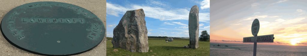 Ness Point, Avebury and Lands End