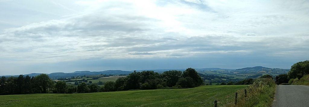 The Wessex Ridgeway beyond Beaminster