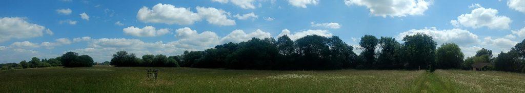 Track between Mellis and Thornham Magna